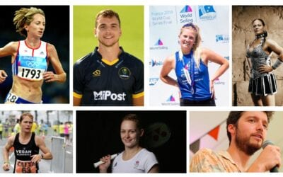 OLYMPIANS AND INFLUENCERS BECOME GAMES AMBASSADORS