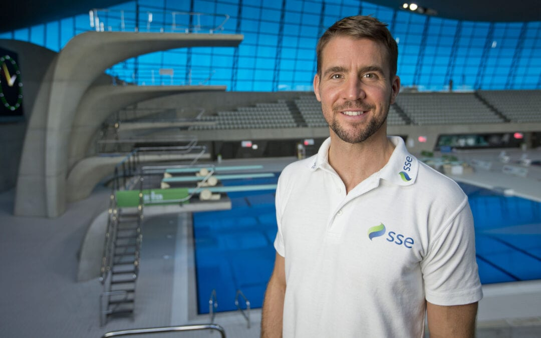 CHALLENGE 20 – Olympic diver Leon Taylor, Feb 20